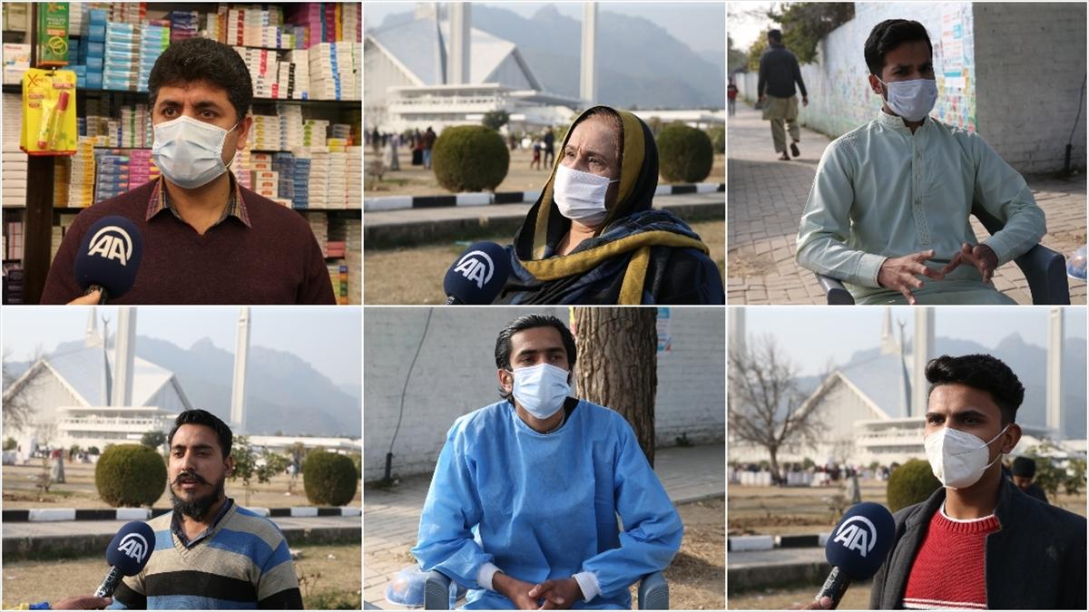 Pakistanlılar Kovid-19 aşısının uluslararası dağıtımındaki 'adaletsizlikten' endişeli