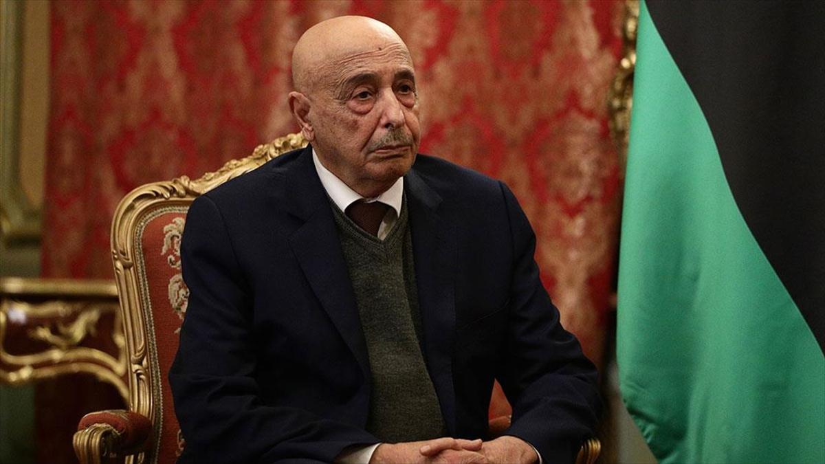 Libyalı uzmanlara göre, Akile Salih'in Libya'nın yeni geçici yönetiminde yer alması tartışma yaratacak