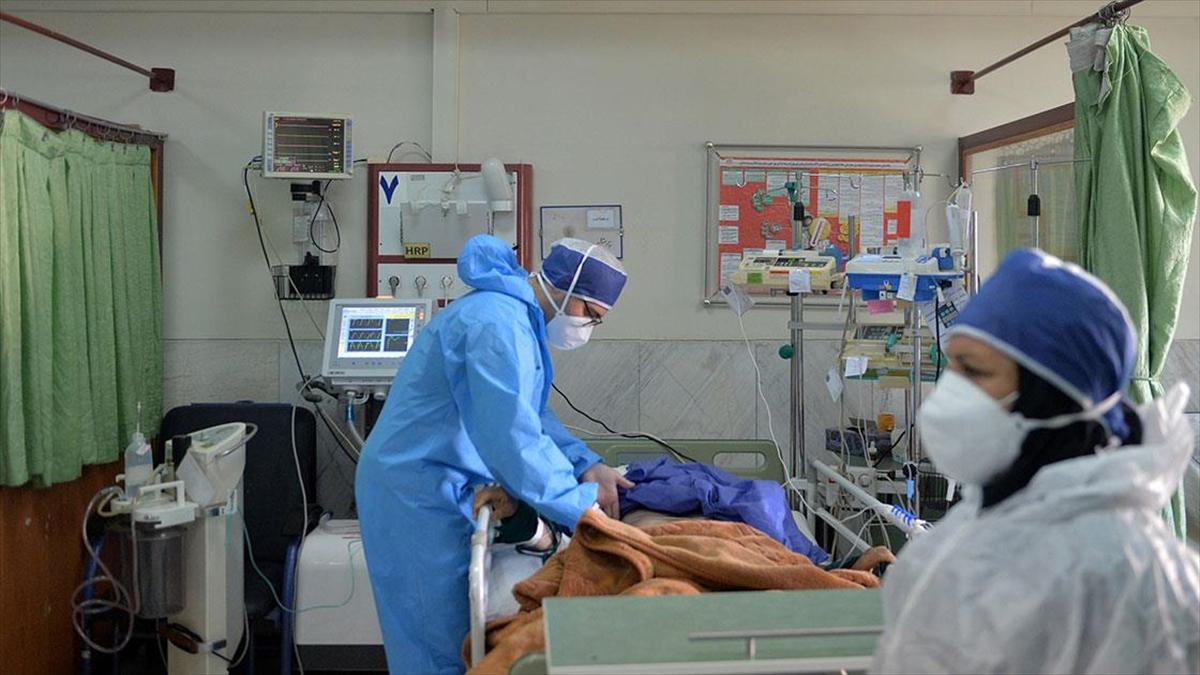 İran Sağlık Bakanı mutasyonlu virüsün neredeyse tüm ülkeye yayıldığını açıkladı