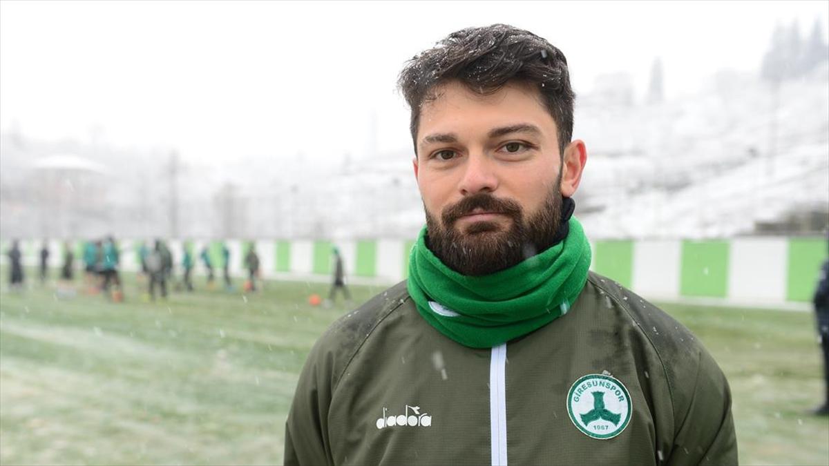 Giresunsporlu Eren Tozlu, memleketinin 44 yıllık Süper Lig hasretinin son bulmasını istiyor