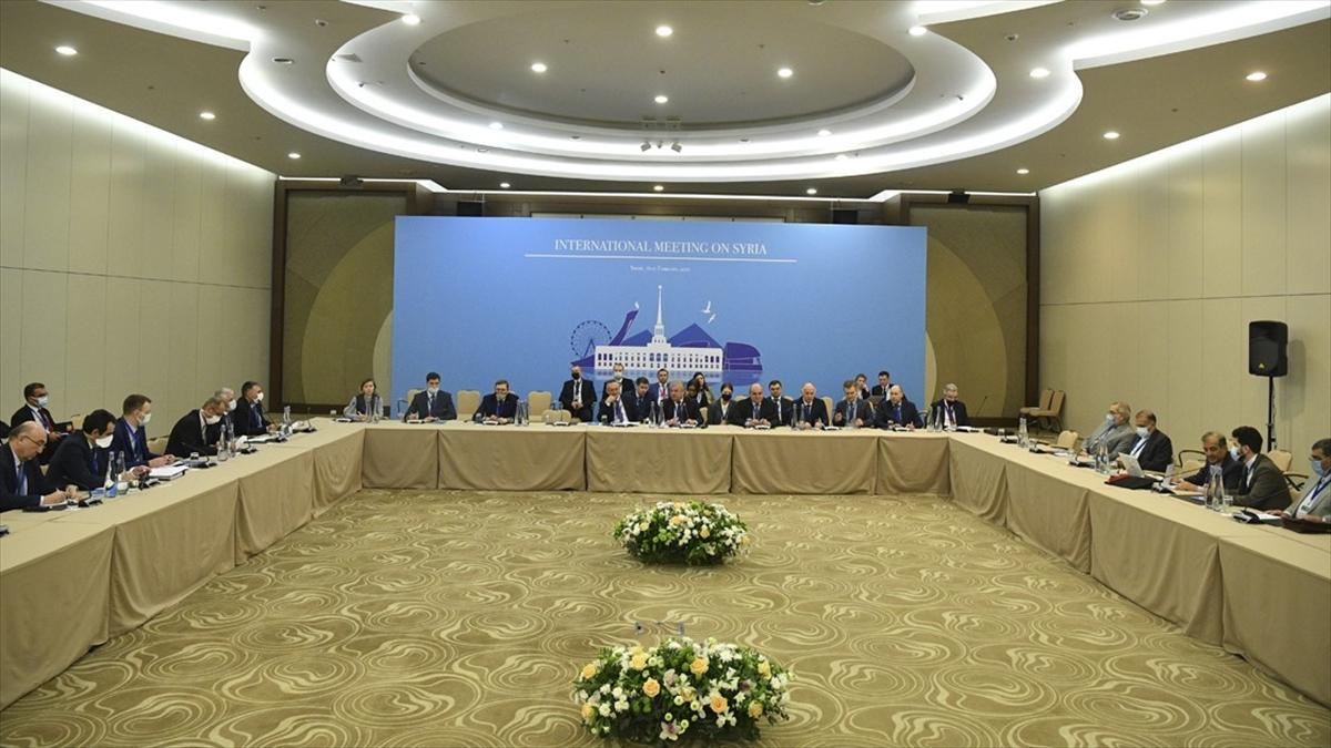 15. Garantörler Toplantısı, Esed rejimini baltalamaya çalıştığı anayasa çalışmalarının ciddiyetiyle yüzleştirdi