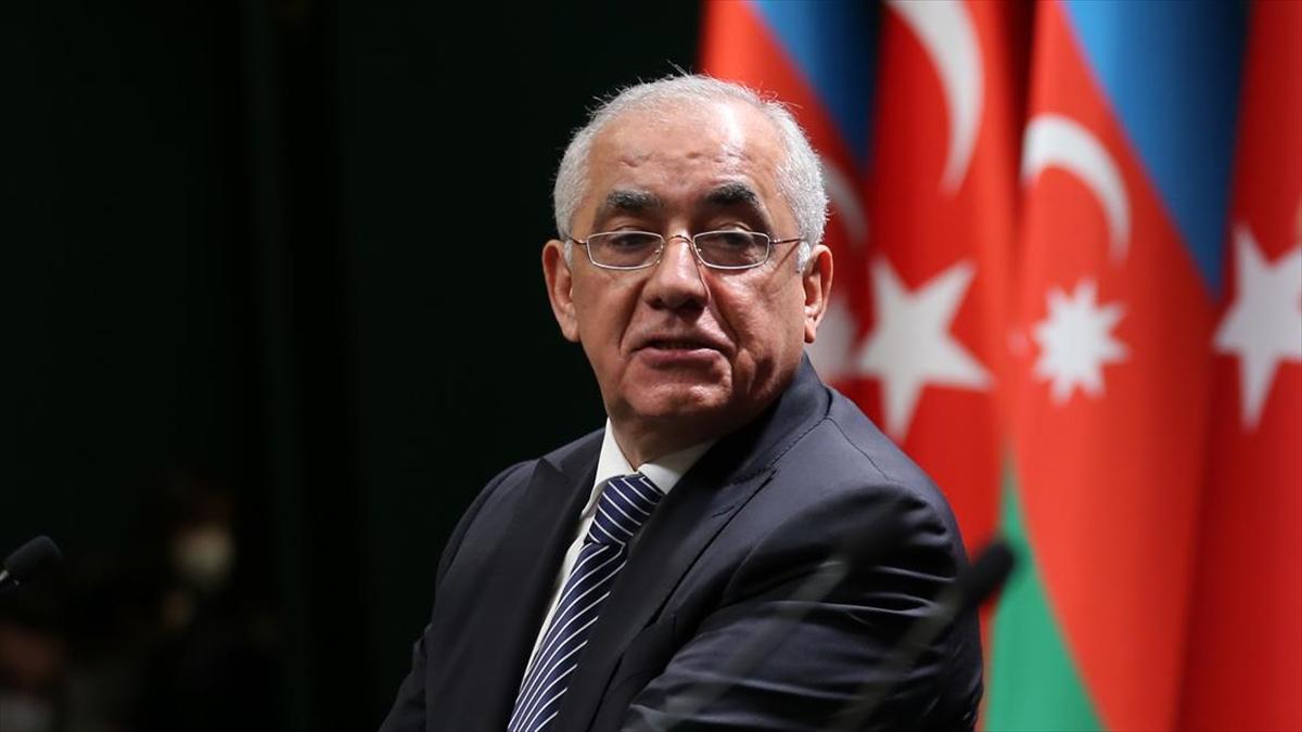Azerbaycan Başbakanı Asadov: Bölgedeki tüm süreçlerde Azerbaycan kardeş Türkiye'nin yanındadır