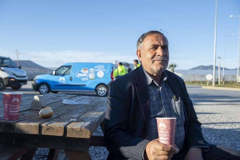 Büyükşehir'in Çorbası Merkeze Kilometrelerce Uzakta Da Vatandaşlara Ulaşıyor