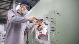 TUSAŞ yeni nesil A320 ailesi için teslimata başladı