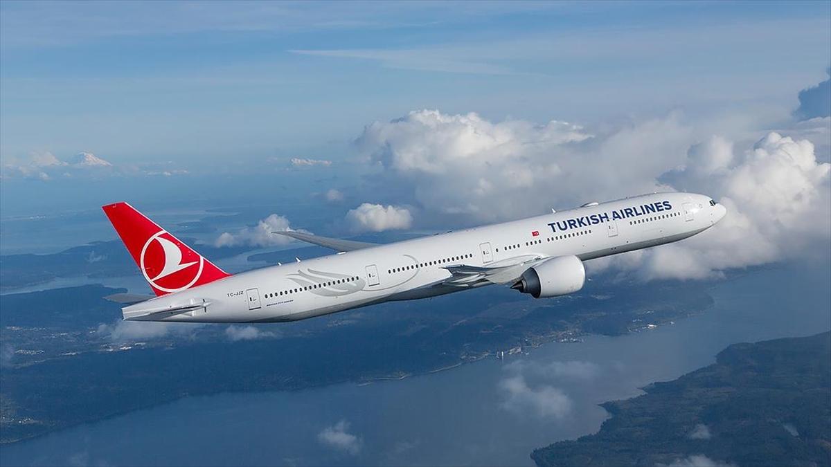 THY, günlük ortalama 504 uçuşla Avrupa'da liderliğini devam ettirdi