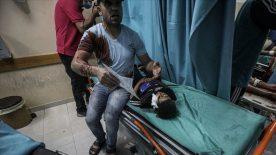 İsrail'in Gazze'ye saldırısında şehit sayısı 24'e yükseldi