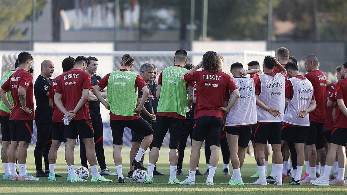 Türkiye, EURO 2020 öncesi son hazırlık maçında Moldova karşısında
