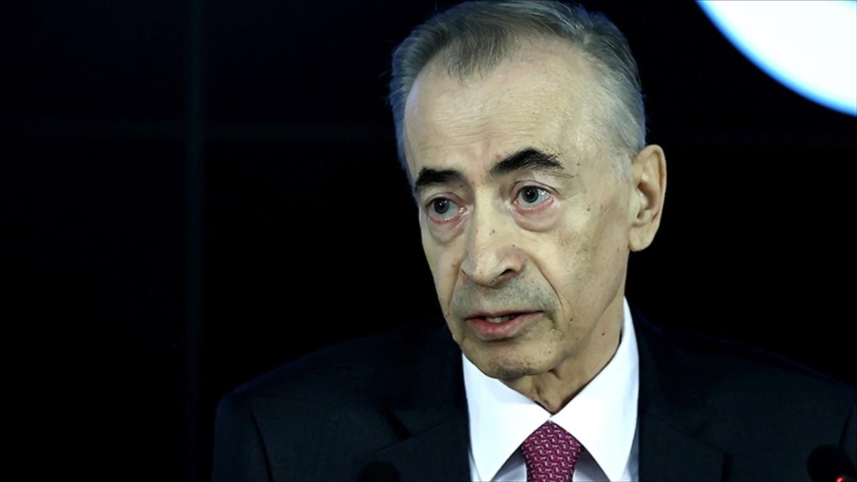 Galatasaray Kulübü Başkanı Cengiz: Yeniden başkan adayı olmamamın tek nedeni sağlık