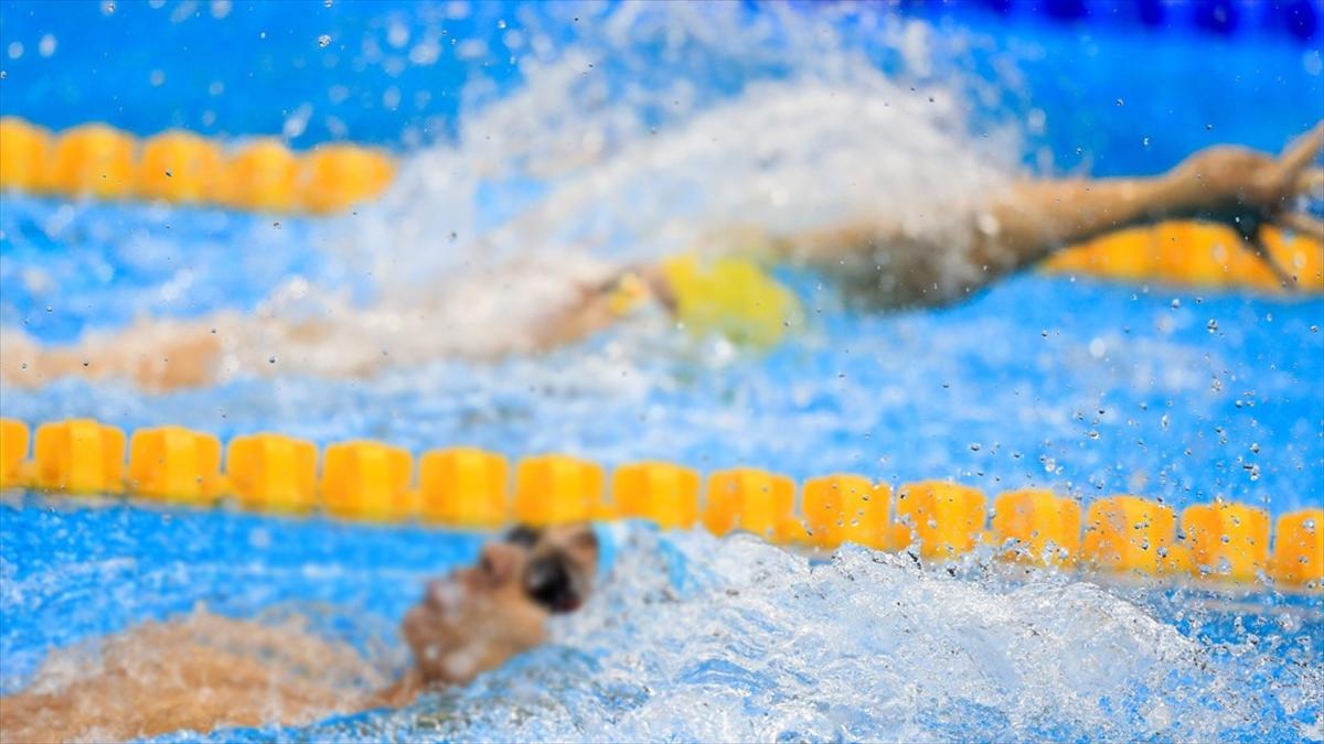 Yüzmede genç ve açık yaş uzun kulvar milli takım seçmelerinde Türkiye rekoru