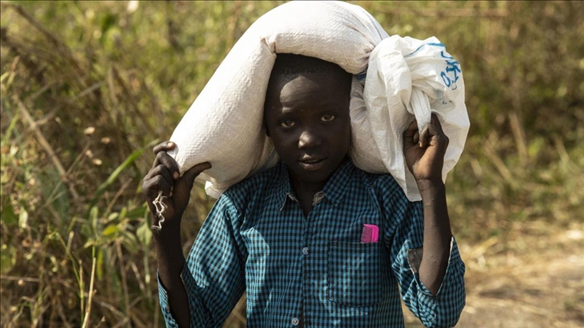 Etiyopya'nın kuzeyinde 5,5 milyon kişi açlıkla karşı karşıya