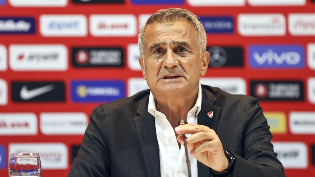 A Milli Takım Teknik Direktörü Güneş EURO 2020'nin üzüntüsünü yaşadıklarını söyledi