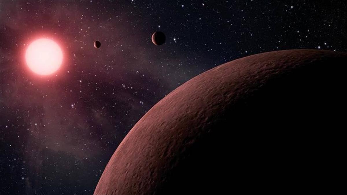 Araştırma: Ekseni Dünya'nınki gibi eğik gezegenler, kompleks yaşam formlarına ev sahipliği yapabilir