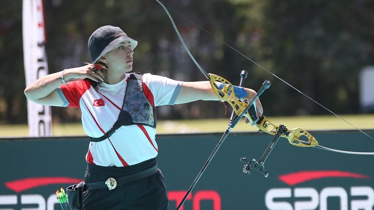 Türkiye'nin Gururu Kadın Sporcular: Yasemin Ecem Anagöz
