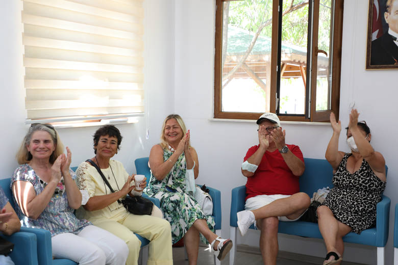 Aktif Yaşlı Hizmet Merkezi'nde etkinlikler yeniden başladı