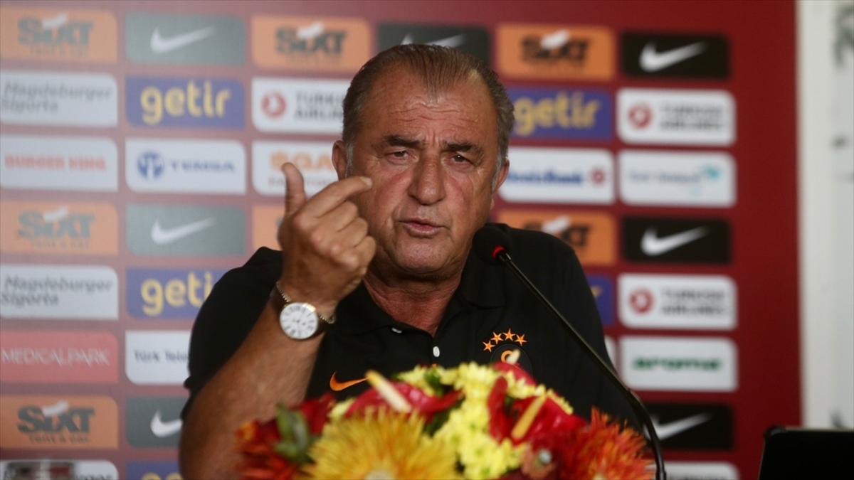 Galatasaray Teknik Direktörü Fatih Terim: Transferlerimiz durmayacak
