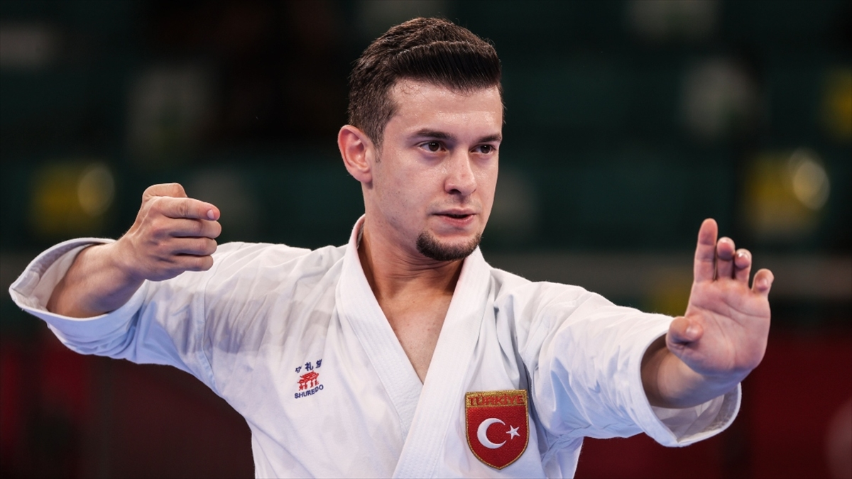 2020 Tokyo Olimpiyat Oyunları'nda karatede erkekler katada Sofuoğlu bronz madalya kazandı