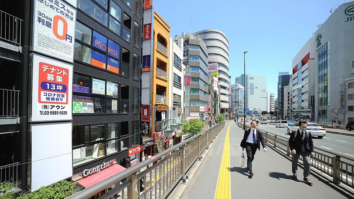 Japonya'da 7 eyalet daha Kovid-19 nedeniyle OHAL kapsamına alındı