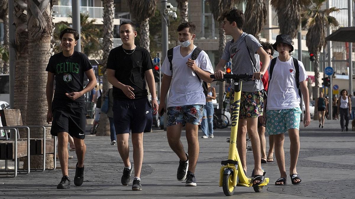 Salgındaki artışa rağmen İsrail'de yüz yüze eğitim 1 Eylül'de başlıyor
