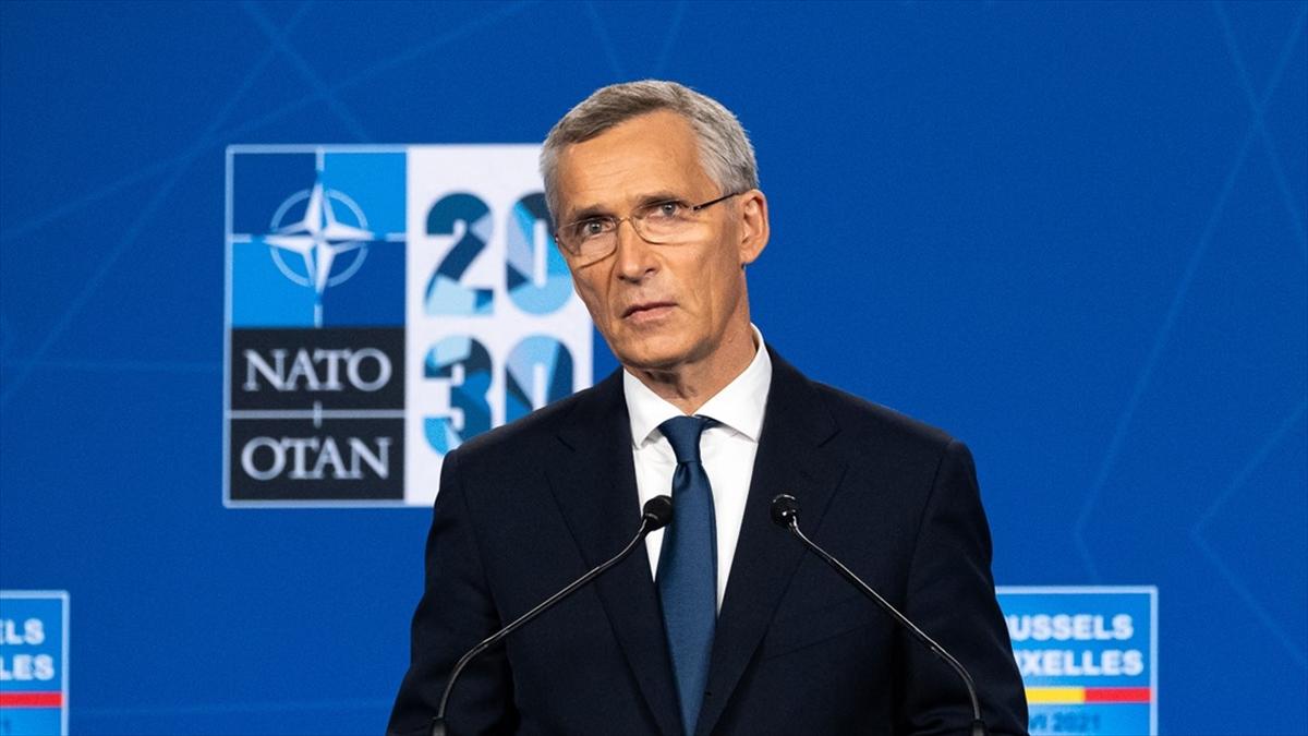 NATO Genel Sekreteri Stoltenberg: Tahliyeler için Kabil'deki havaalanı açık kalmalı
