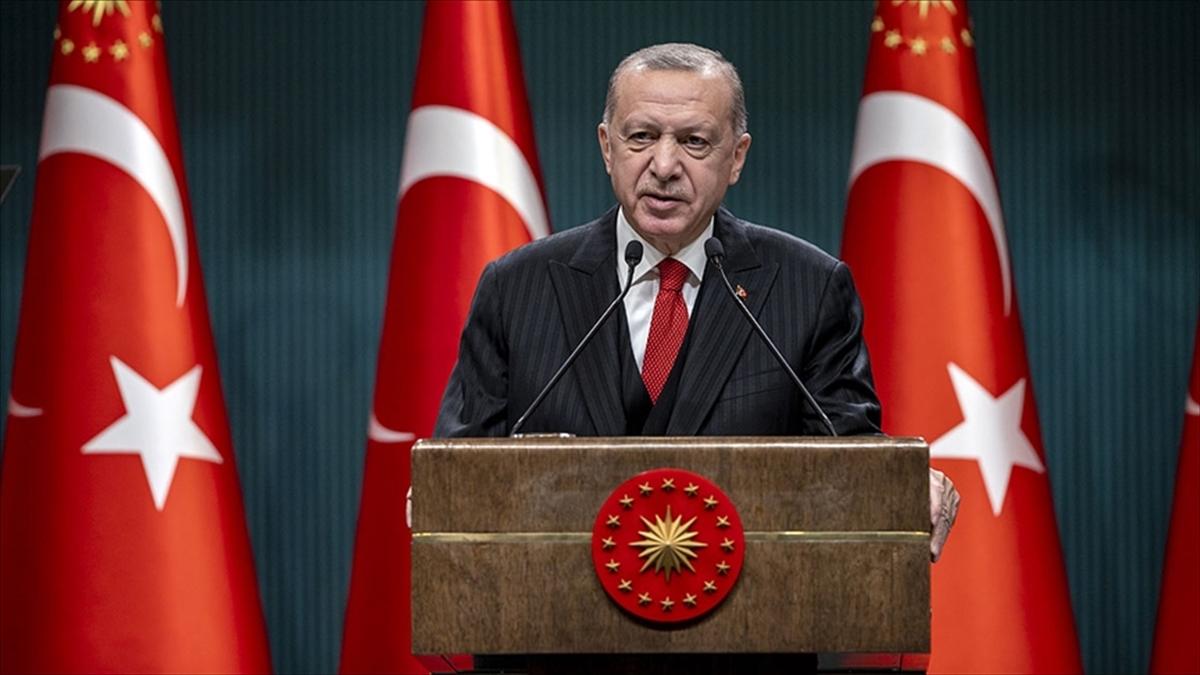 Cumhurbaşkanı Erdoğan: Müslümanlar insanlığın güvenlik ve geleceği adına sorumluluk üstlenmeli