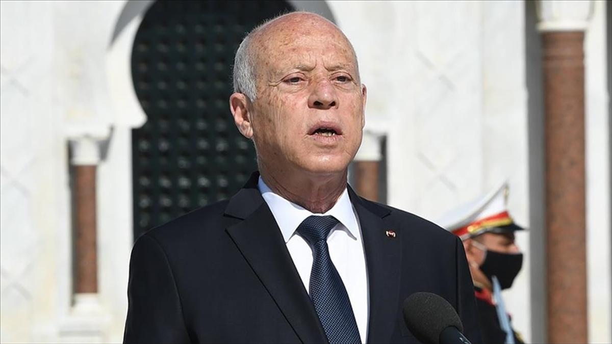 Tunus Cumhurbaşkanı Said, yasama yetkisini kendisine devreden kararname yayımladı