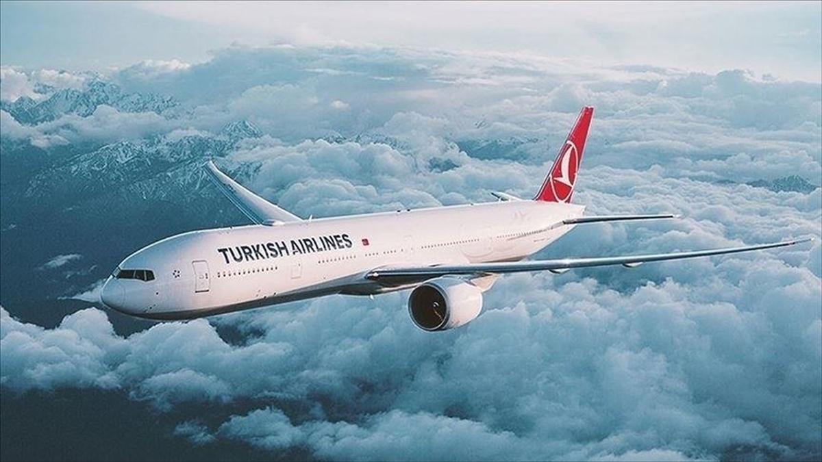THY salgın döneminde en çok uçuş yapan hava yolu şirketlerinden biri oldu