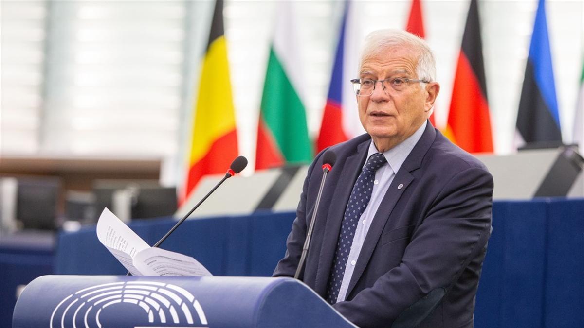 AB Yüksek Temsilcisi Borrell: Bir yıl öncesine göre Türkiye ile çok daha iyi durumdayız