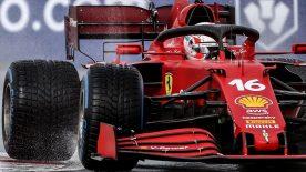 Formula 1 Türkiye Grand Prix'sinde üçüncü antrenman seansı sona erdi