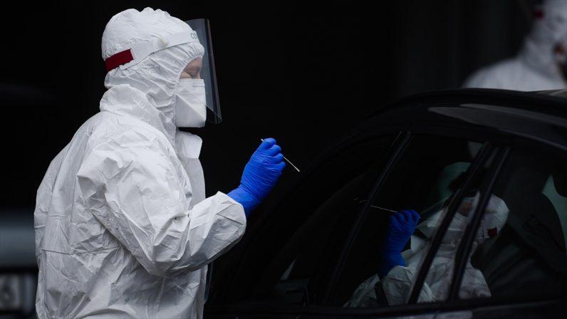 DSÖ, Avrupa'da son bir haftada Kovid-19 vakalarının yüzde 7 arttığını açıkladı